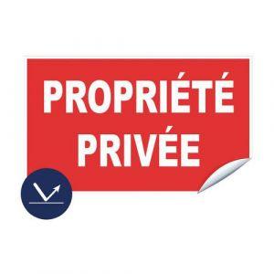Novap Panneau rétro classe 1 Propriété adhésif,