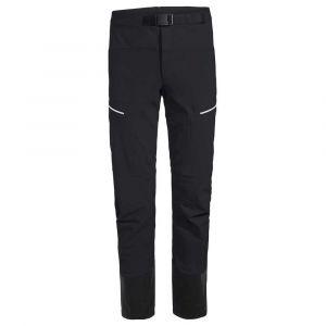 Vaude Pantalons Shuksan Hybrid - Black Uni - Taille 48
