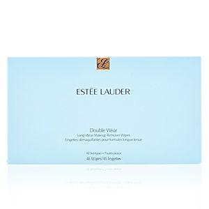 Estée Lauder Double Wear - Lingettes démaquillantes pour formules longue tenue