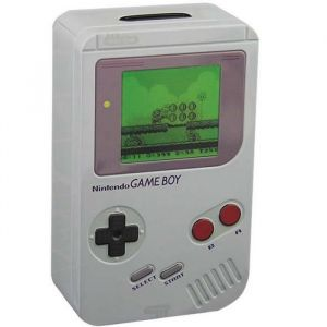 Nintendo Game Boy Tirelire Super Mario Land 2