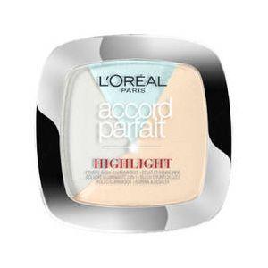 L'Oréal Accord Parfait Highlight Poudre 302.R Eclat Rosé Glacé