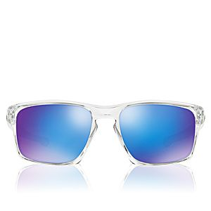 Oakley OO9262-06 Sliver polished clear / sapphire iridium