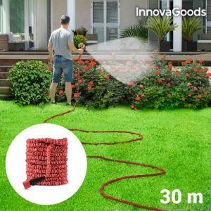 Innova Goods Tuyau d'Arrosage Extensible 30m InnovaGoods