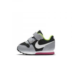 Nike Chaussure MD Runner 2 pour Bébé/Petit enfant - Noir - Taille 19.5 - Unisex