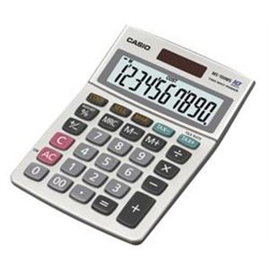 Casio MS-100MS - Calculatrice de bureau