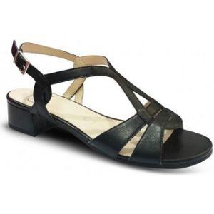 Caprice Sandales Sandale petit talon SATIBO Noir Noir - Taille 37,38,39,41,40 1/2,37 1/2,38 1/2