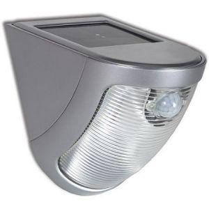 Duracell Spot Solaire de sécurité - 90 Lumens - Argenté