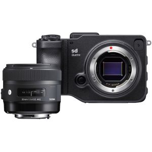 Sigma SD Quattro (avec objectif 30mm)