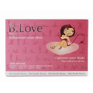 Dietworld B.Love Woman - 3 sachets