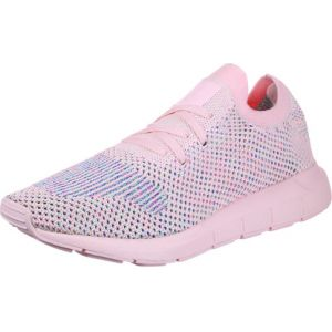 Image de Adidas Swift Run Primeknit, Chaussures de Running Entrainement Femme, Rose (Icey Pink/Icey Pink/Icey Pink), 38 EU