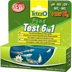 Tetra Testeur d'eau Pond Test 6 in 1