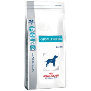 Royal Canin Veterinary Diet Hypoallergenic DR 21 sac de 2 kg