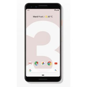 Google Smartphone PIXEL 3 SAND 64GO