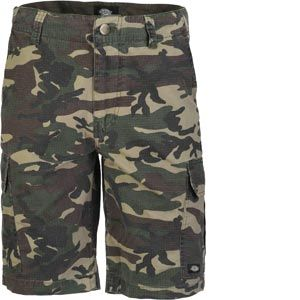 Dickies Short NEW YORK SHORT vert - Taille US 28,US 30,US 31