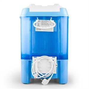 OneConcept SG003 - Machine à laver transportable 2,8 kg