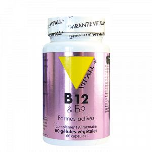 Vit'All + B12 & B9 Formes Actives - 60 capsules