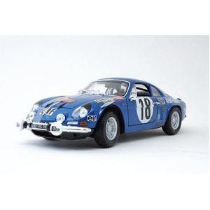 Maisto 31850 - Alpine Renault 1600 S Monte Carlo - Echelle 1:18