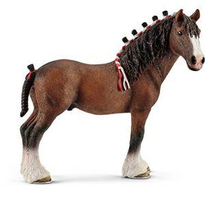 Schleich 13808 - Cheval Hongre Clydesdale