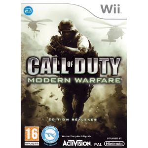 Call of Duty : Modern Warfare [Wii]