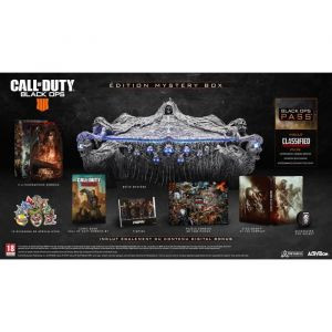 Call of Duty : Black Ops 4 - Edition Mystery Box [PS4]