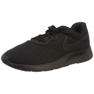 Nike Chaussure Tanjun pour Homme - Noir - Taille 38.5 - Male