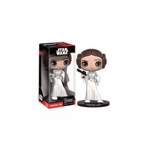 Funko Bobble Head Star Wars Princess Leia Wobblers 18 cm