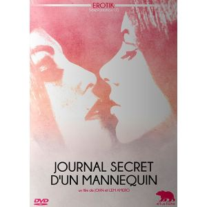 DVD - réservé Journal secret d'un mannequin