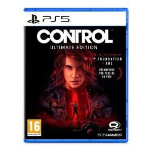 Control Ultimate Edition (PS5) [PS5]