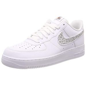 Nike Chaussure Air Force 1'07 LV8 JDI LNTC pour Homme - Blanc - Taille 45