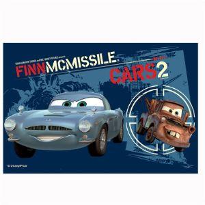 Trefl Puzzle mini : Cars Finn McMissile et Martin 54 pièces