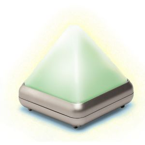 Lifemax Lampe d'ambiance relaxante avec sons et lumières Bio