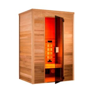 Holl's Sauna infrarouge MULTIWAVE 3 puissance 2550W