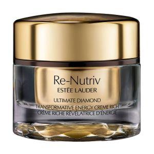 Estée Lauder Re-nutriv Ultimate Diamond - Crème Riche Révélatrice d'Énergie - 50 ml