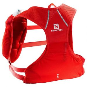 Salomon Sacs à dos Agile 2 Set - Fiery Red - Taille One Size