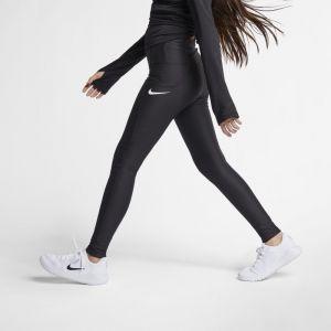 Nike Tight de training pour Fille plus âgée - Noir - Taille M - Femme