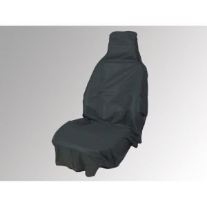 APA Housse de protection de siège pour garage 1 pièce 31400 toison noir siège conducteur