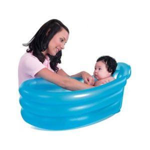 Bestway 51113 - Baignoire gonflable de voyage pour bébé