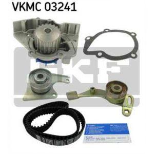 SKF Kit de distribution avec pompe à eau VKMC03241