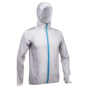 Raidlight Hyperlight Mp + Jacket M Light Grey Veste de trail