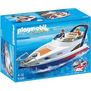 Playmobil 5205 Summer Fun - Yacht de luxe