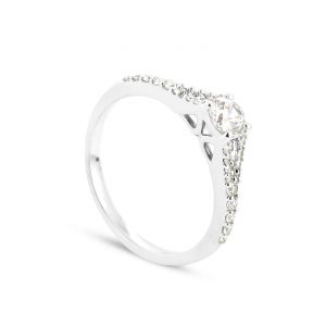 Bague taille 47 or