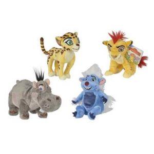 Nicotoy Peluche La Garde du Roi Lion Disney 17 cm (modèle aléatoire)