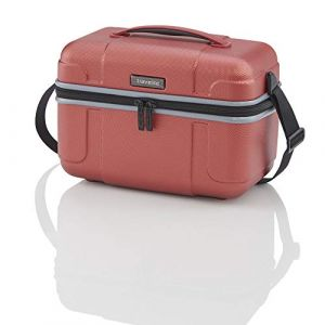 Travelite Vanity case rigide Vector 36 cm Corail rouge