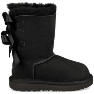 UGG australia Bottes neige enfant UGG Bailey Bow II Noir - Taille 22,25,26,30,23 1/2,27 1/2,28 1/2