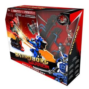 Tomy Robot Battroborg Warrior