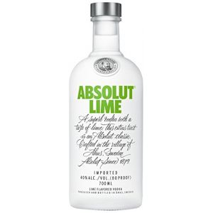 Absolut lime 40%