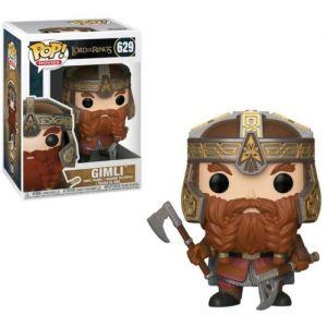 Funko Figurine Pop! Le Seigneur des Anneaux / Le Hobbit: Gimli