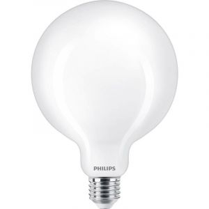 Philips LED Classic globe E27 G120 8,5 W mat