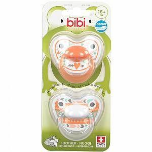 Bibi Tétine Happiness Trends Duo Dental 16m+