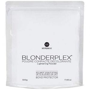 MYRIAM.K Blonderplex - Poudre Compacte Décolorante - 500 g